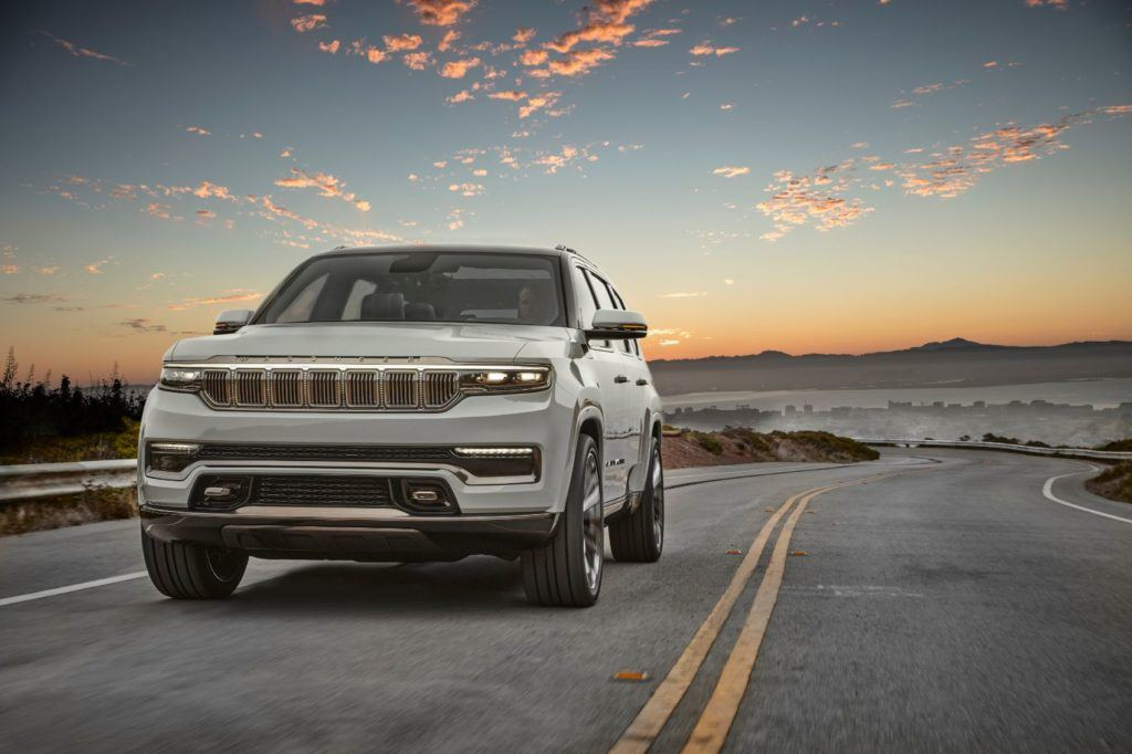 Jeep Grand Wagoneer Concept 4
