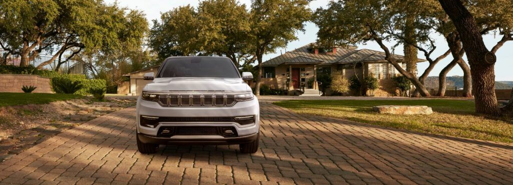 Jeep Grand Wagoneer Concept 8