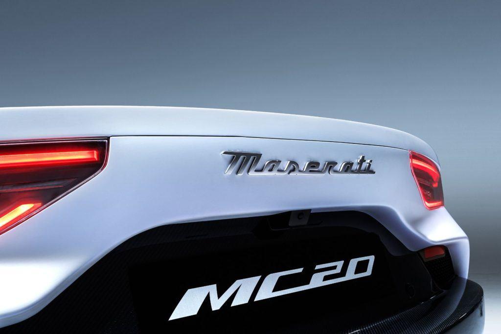 Maserati MC20 17