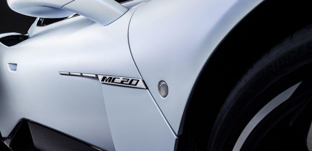 Maserati MC20 21