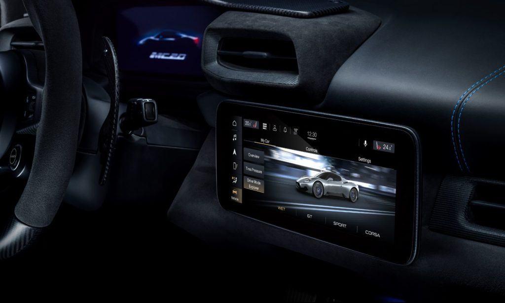 Maserati MC20 4