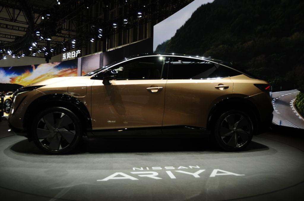Nissan Ariya 3