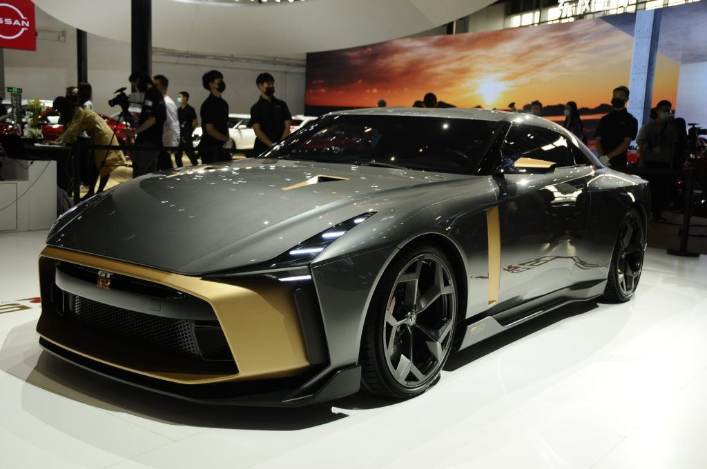 Nissan GT R50 by Italdesign 2