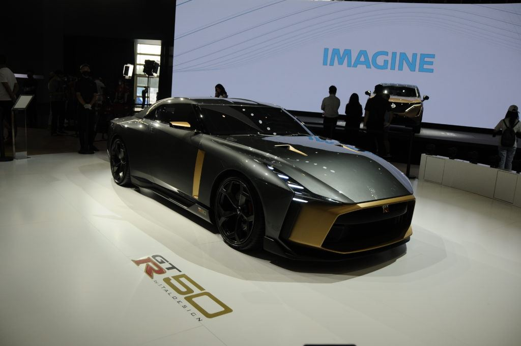 Nissan GT R50 by Italdesign 4