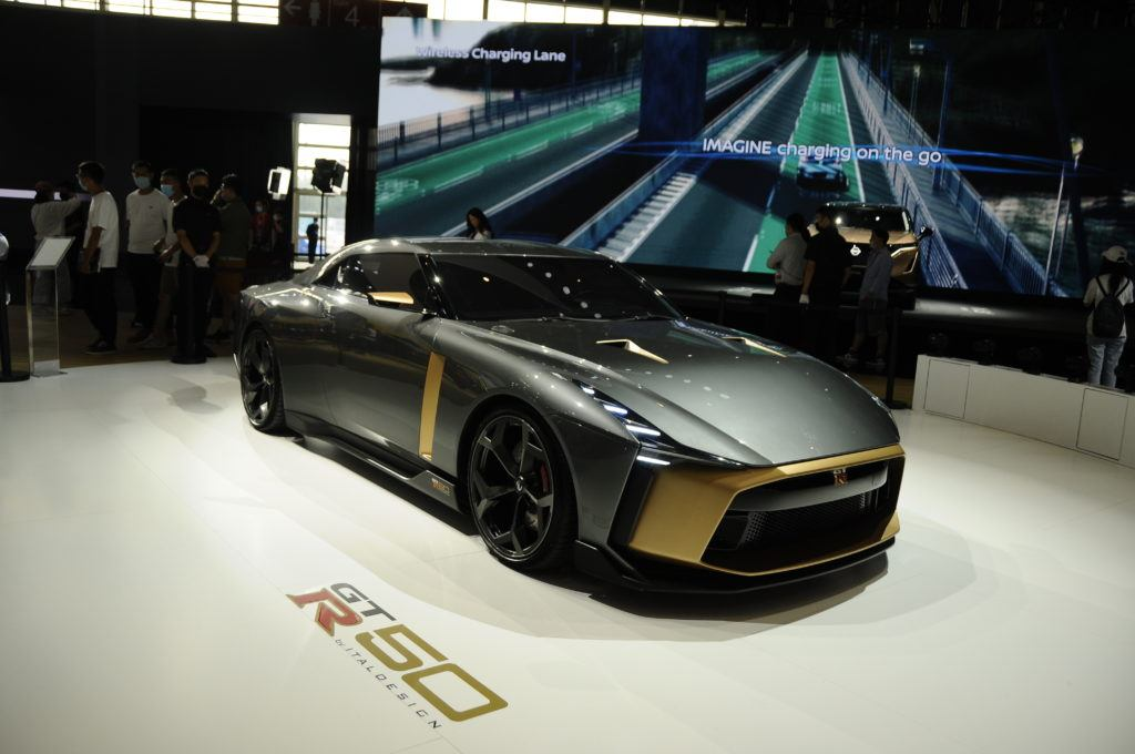 Nissan GT R50 by Italdesign 5