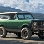 Restored 1973 International Scout II 8