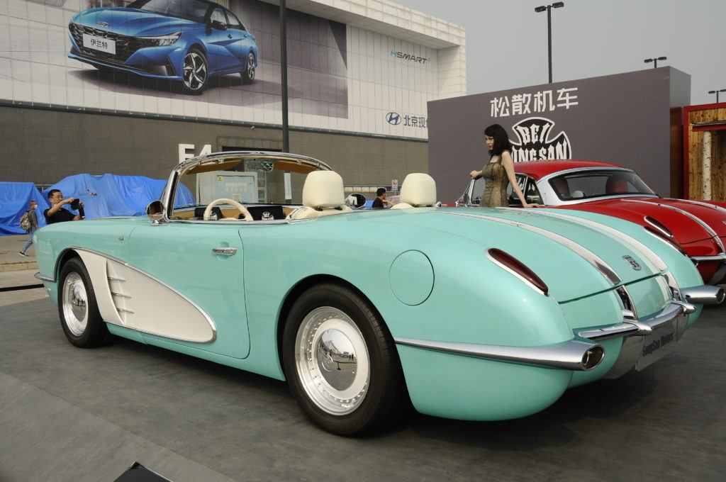 Songsan Motors SS Dolphin 1