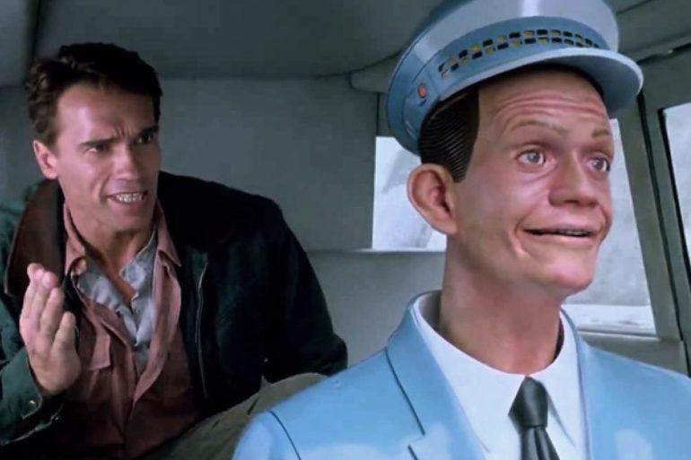 Total Recall Johnny Cab