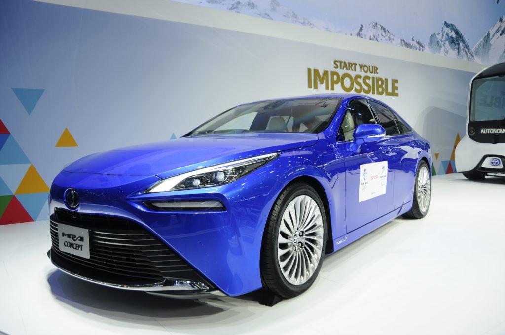 Toyota Mirai Concept 1