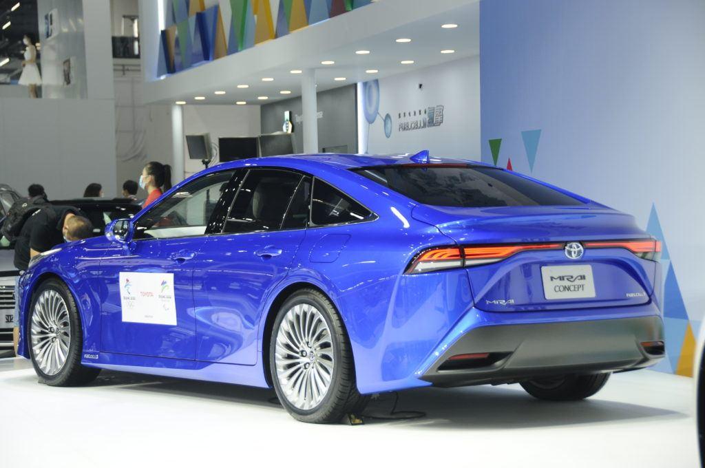 Toyota Mirai Concept 3