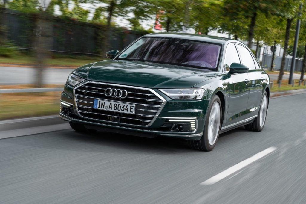 2020 Audi A8 TSFI e