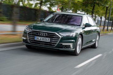 2020 Audi A8 TSFI e 1
