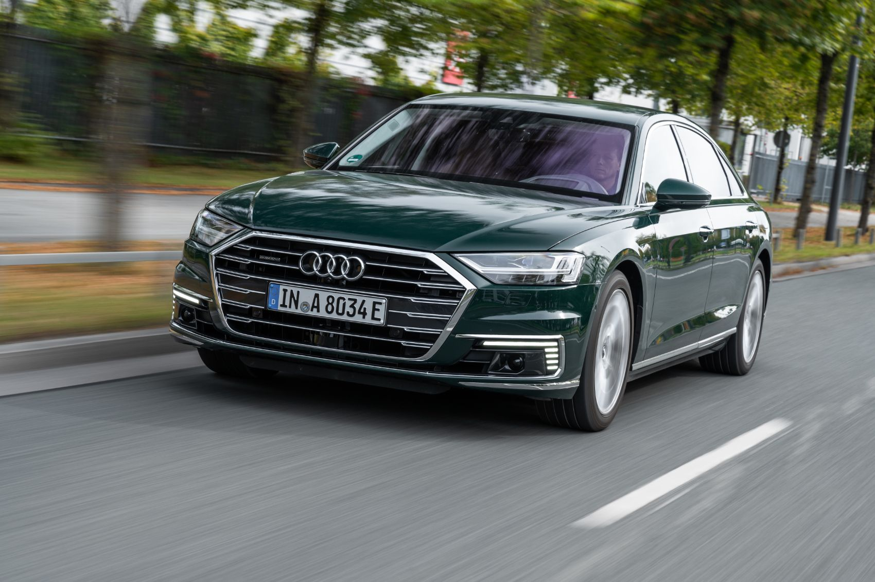 Q5, A7 & A8 TFSI: Audi Rolls Out a Trifecta of Plug-in Hybrids for 2021