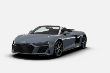 2021 Audi R8 RWD Spyder 1