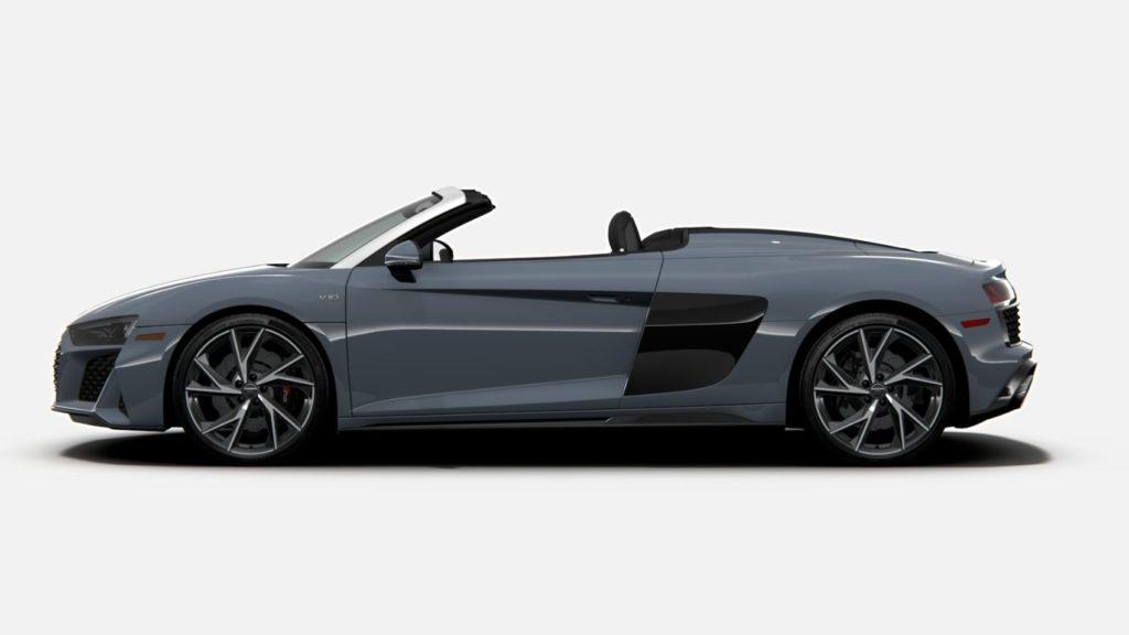 2021 Audi R8 RWD Spyder 2