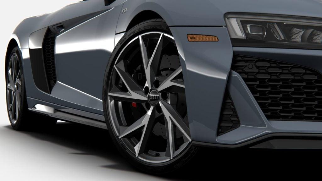 2021 Audi R8 RWD Spyder 4