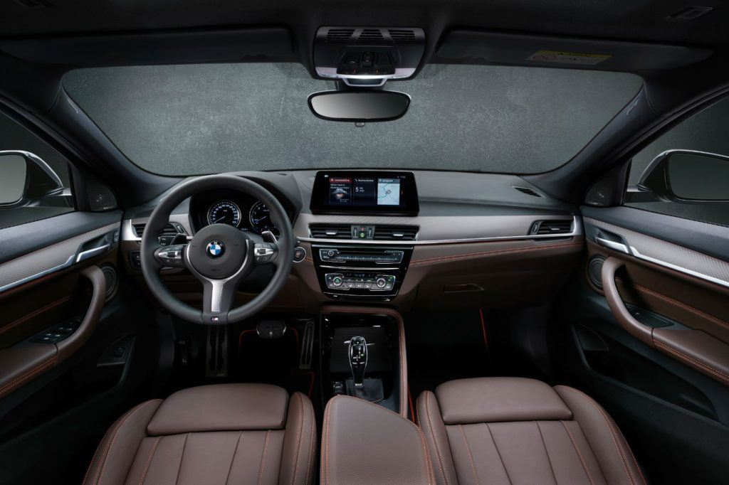 2021 BMW X2 Edition M Mesh 11