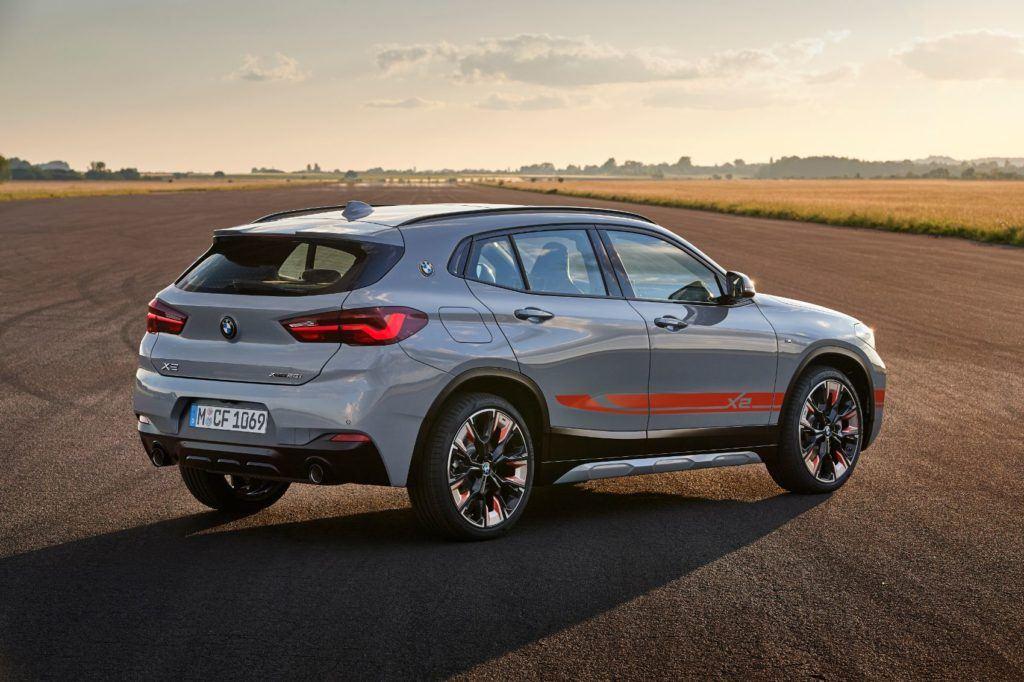 2021 BMW X2 Edition M Mesh.