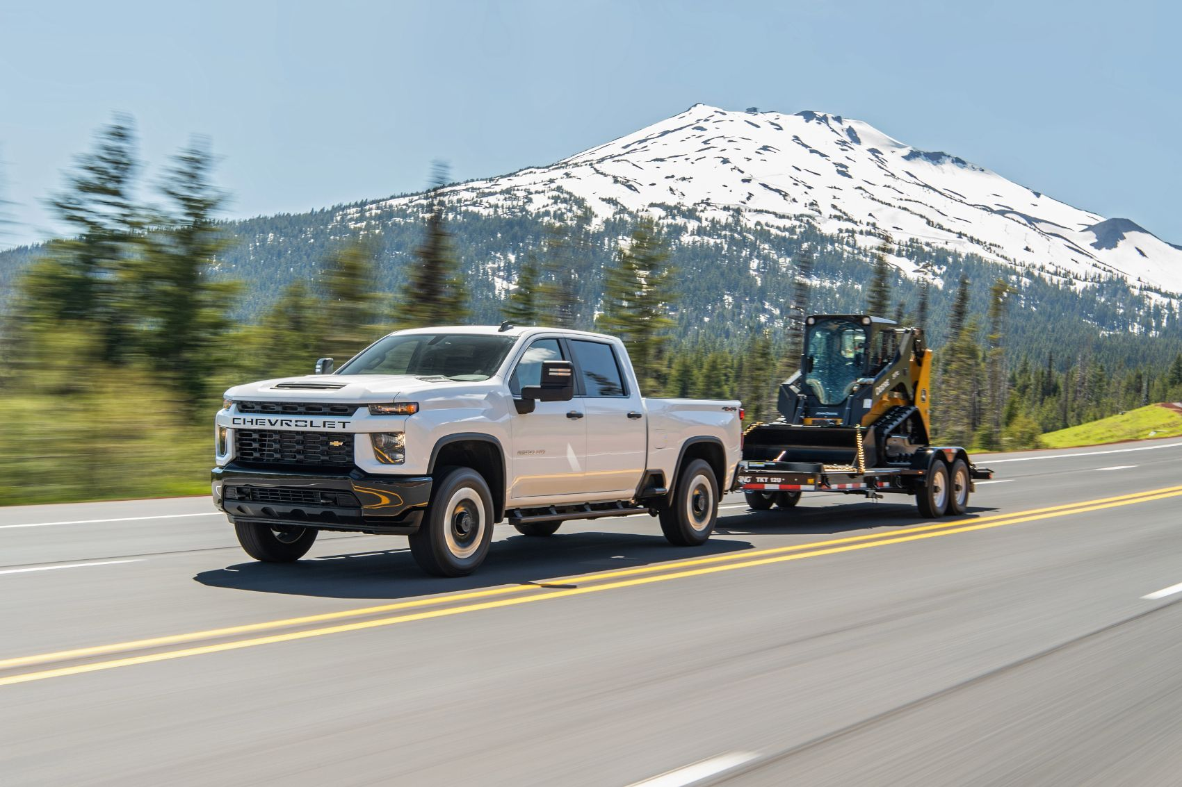 2021 Chevy Silverado HD: An Inside Look At This Lean, Mean Towing Machine