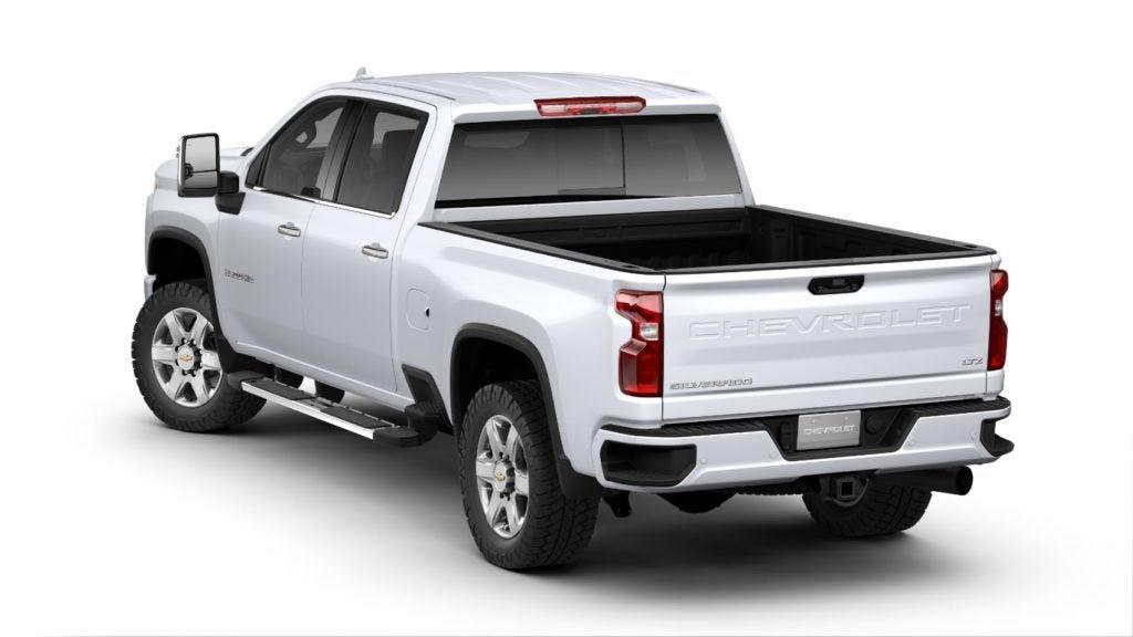 2021 Chevy Silverado HD 12