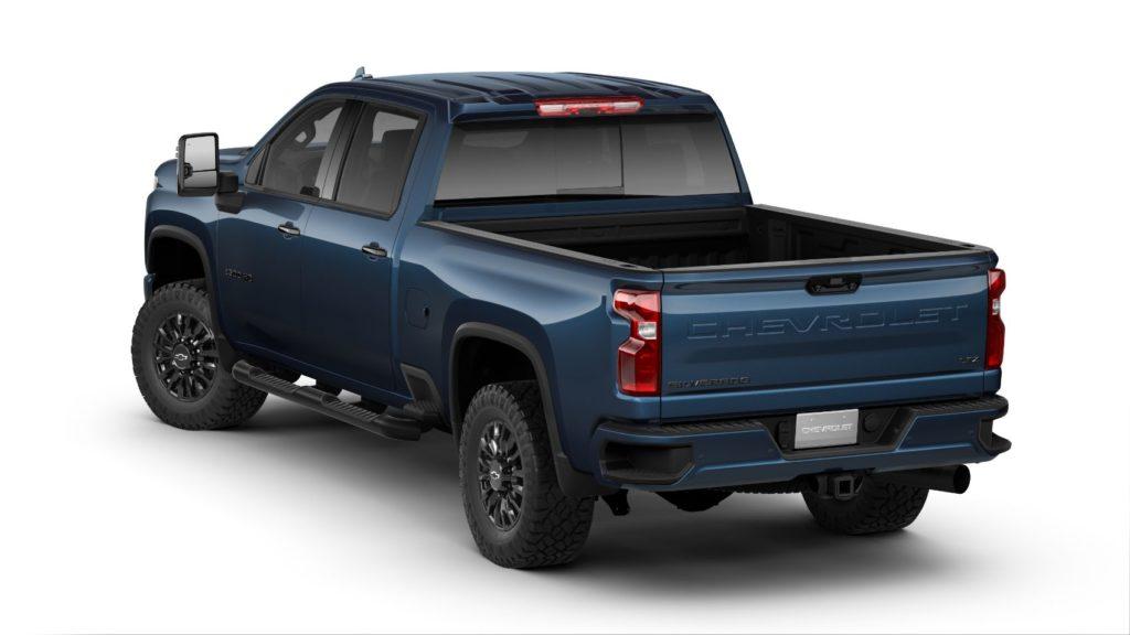 2021 Chevy Silverado HD 14