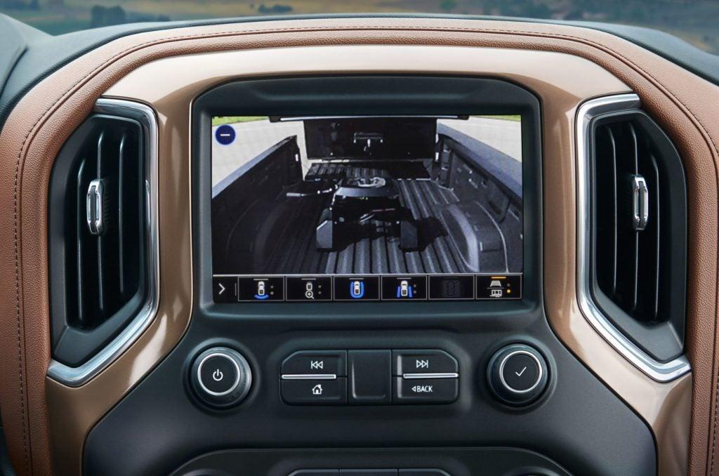 2021 Chevy Silverado HD 4