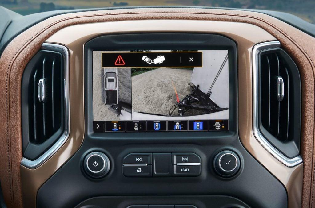 2021 Chevy Silverado HD 7