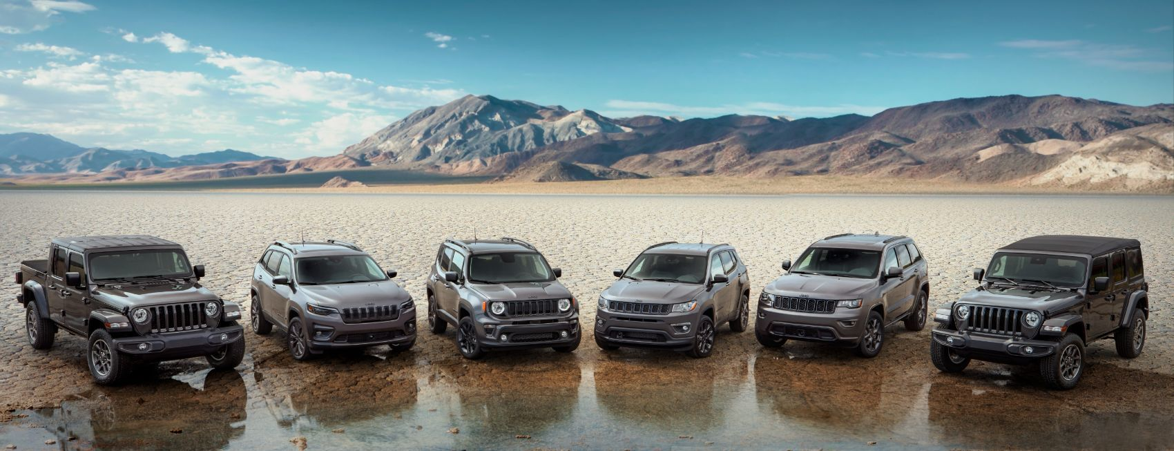 2021 Jeep 80th Anniversary Editions: A Brief Walk Around Each Model