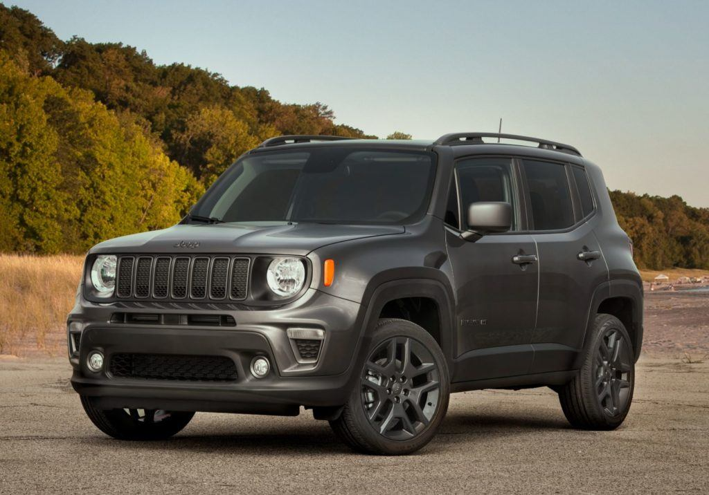 2021 Jeep 80th Anniversary Editions 2