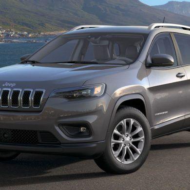 2021 Jeep Cherokee Latitude LUX 1