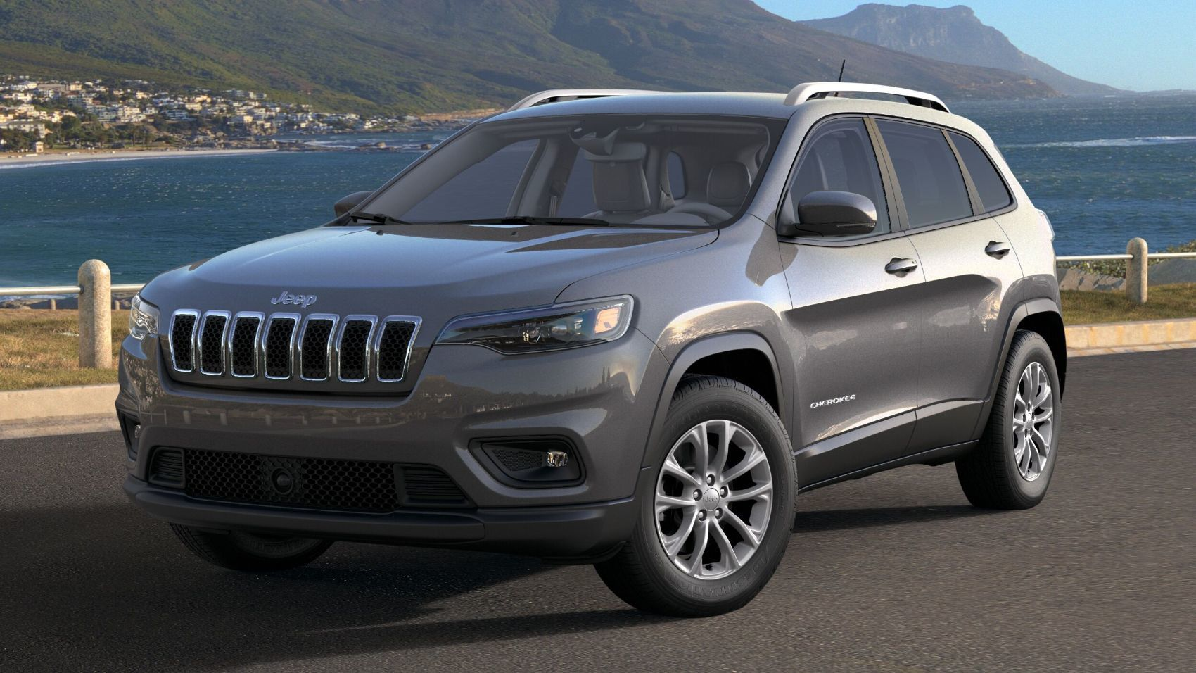 2021 Jeep Cherokee Latitude LUX: Meet The New Member of The Cherokee Lineup