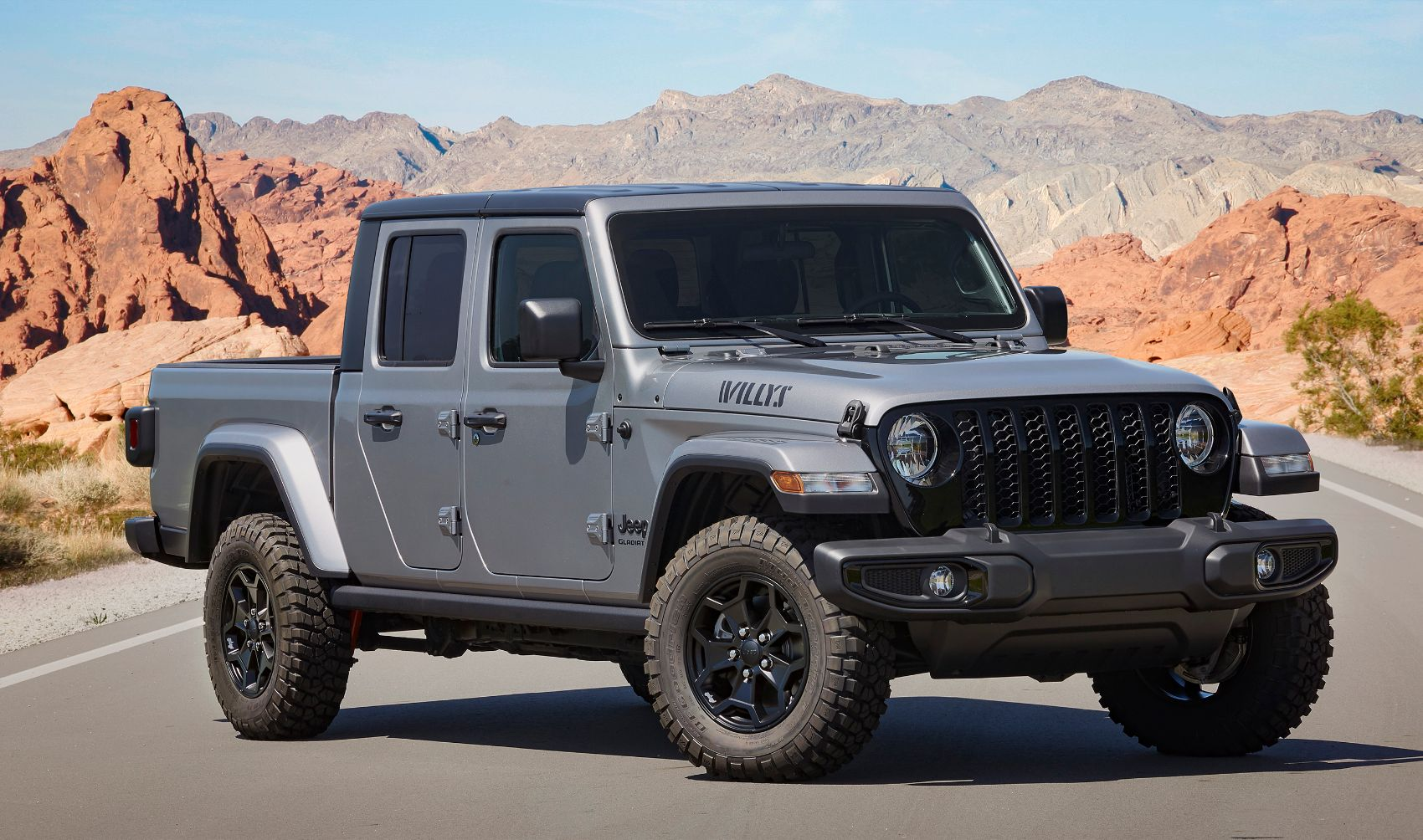 2021 Jeep Gladiator Willys: Awesome & Affordable
