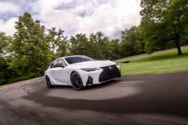 2021 Lexus IS 350 F SPORT 14