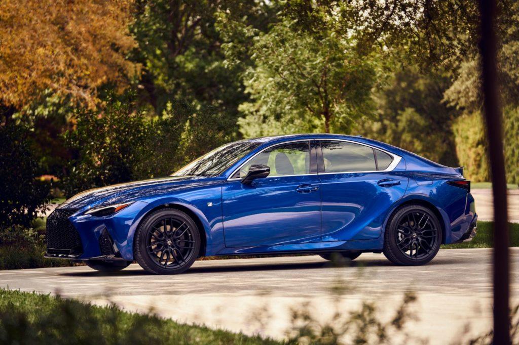 2021 Lexus IS 350 F SPORT.