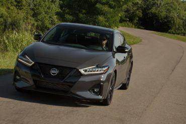 2021 Nissan 40th Anniversary Edition Maxima