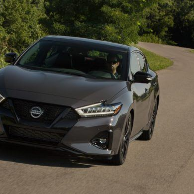 2021 Nissan 40th Anniversary Edition Maxima