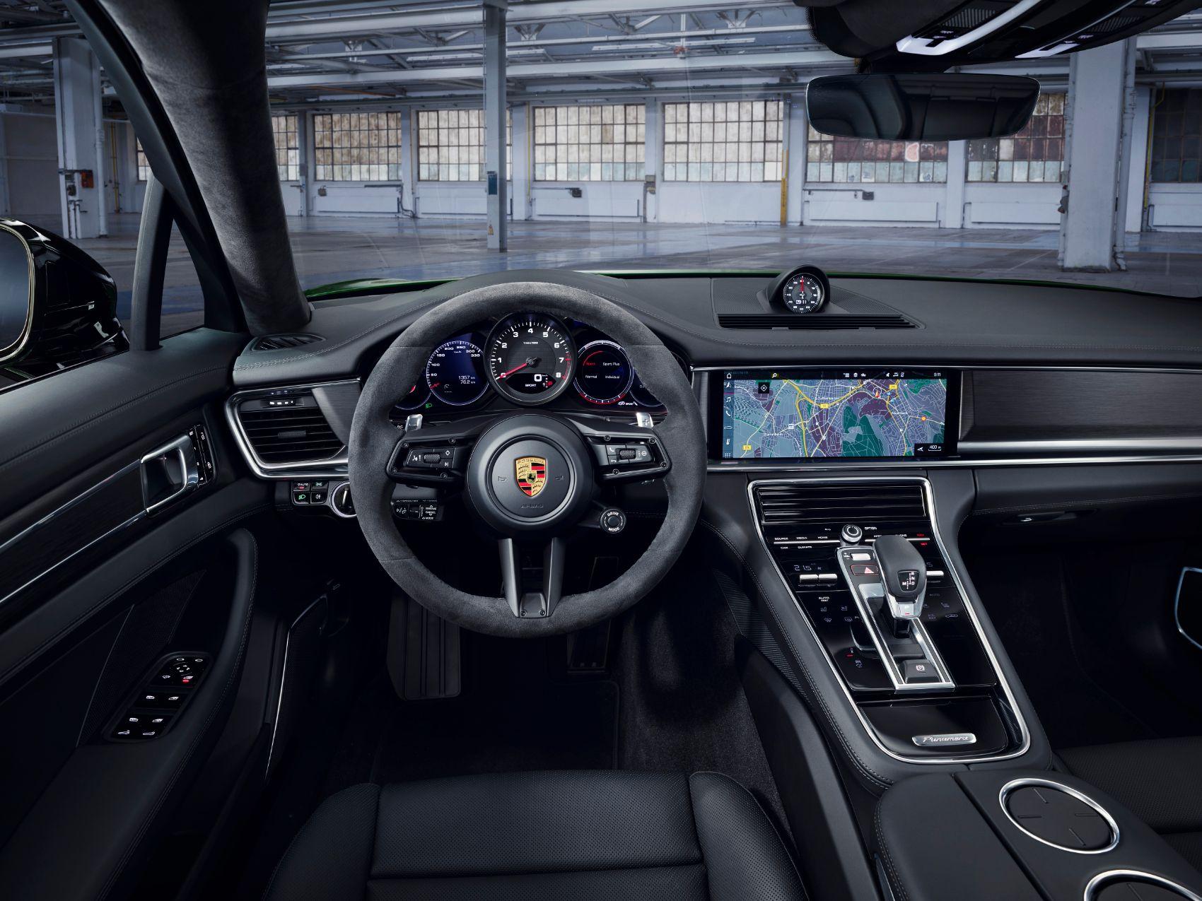 2021 Porsche Panamera Turbo S E Hybrid To Top Panamera Lineup