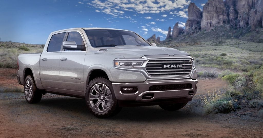 2021 Ram 1500 Limited Longhorn 10th Anniversary Edition.