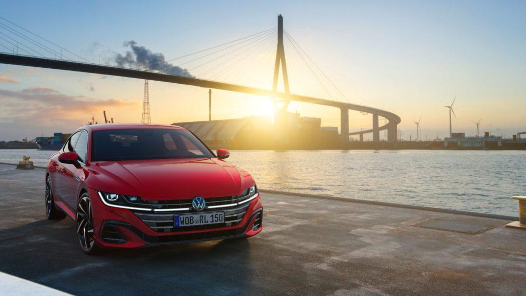 2021 VW Arteon 1