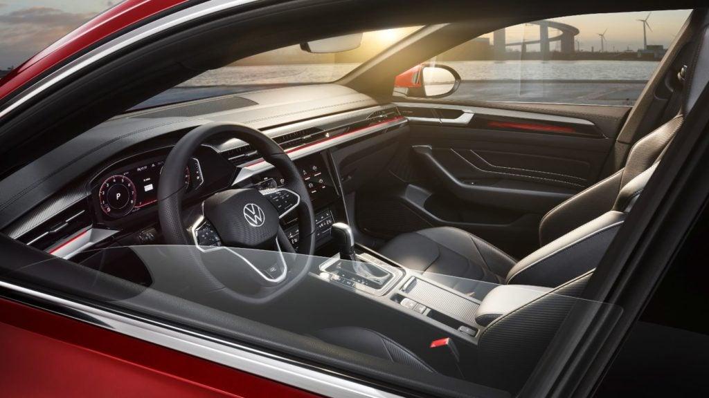2021 VW Arteon 12