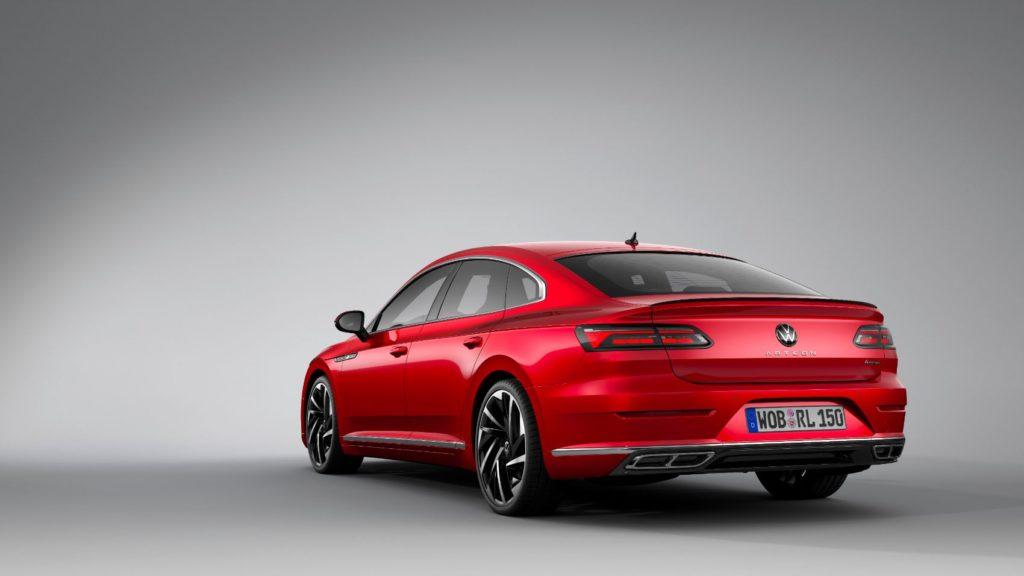 2021 VW Arteon 17