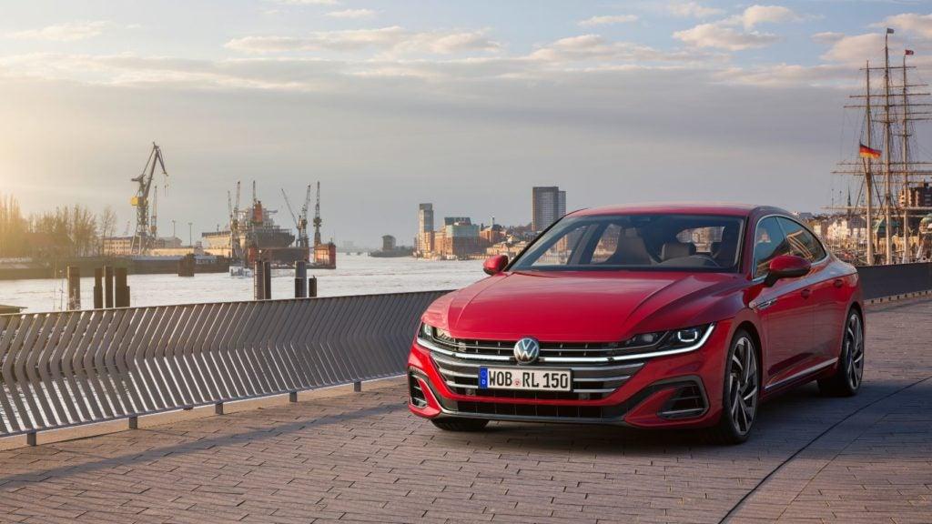 2021 VW Arteon 2