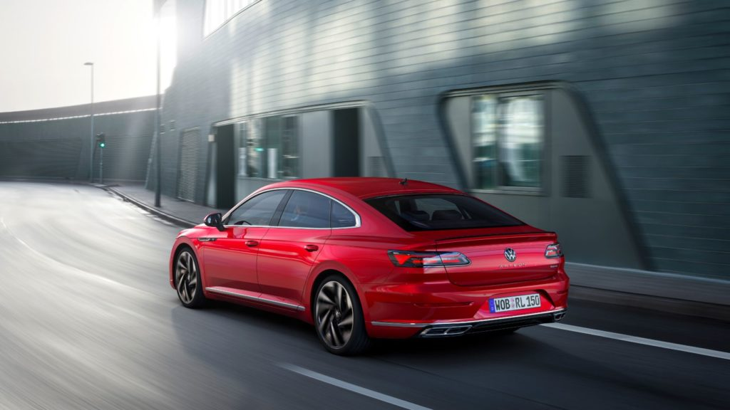 2021 VW Arteon 5