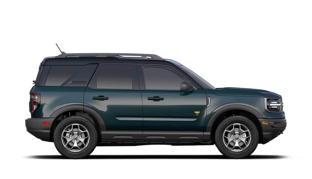 2021 Bronco Sport Badlands AltoBlue