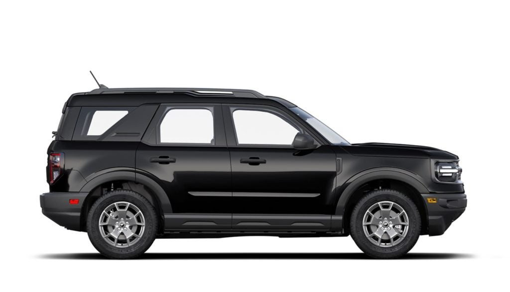 2021 Bronco Sport Base Shadow Black