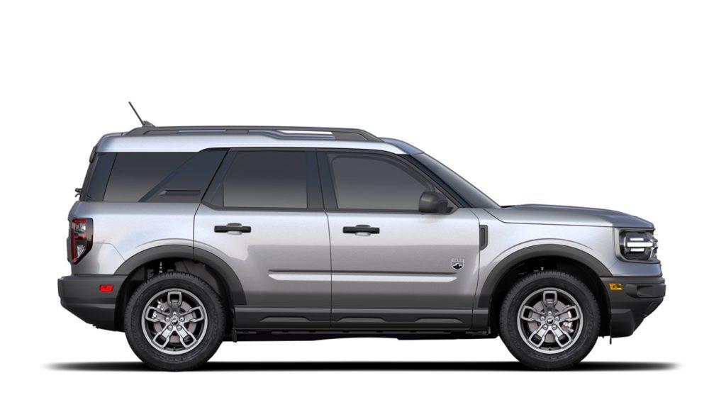 2021 Bronco Sport Big Bend Iconic Silver