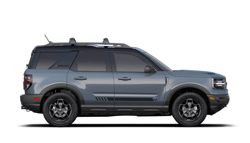 2021 Bronco Sport First Edition Area 51