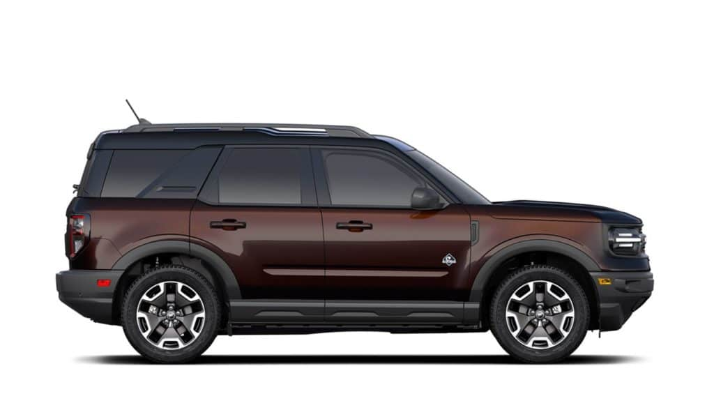 2021 Bronco Sport Outer Banks Kodiak Brown