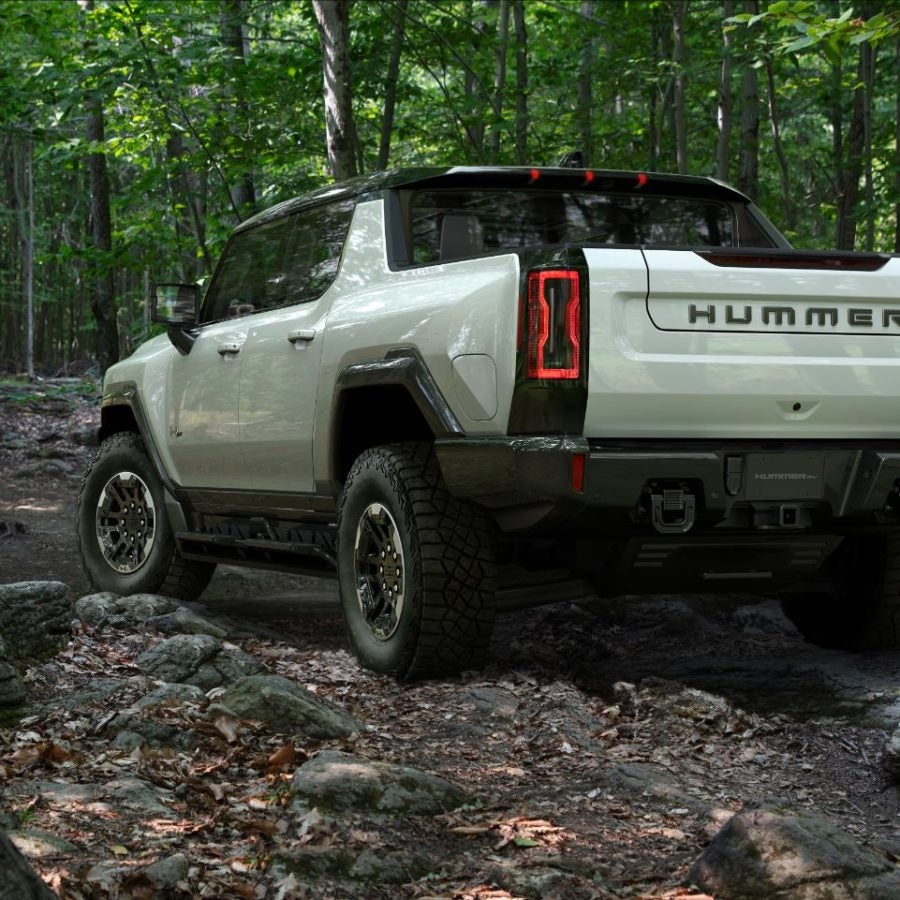 2022 GMC Hummer EV 19