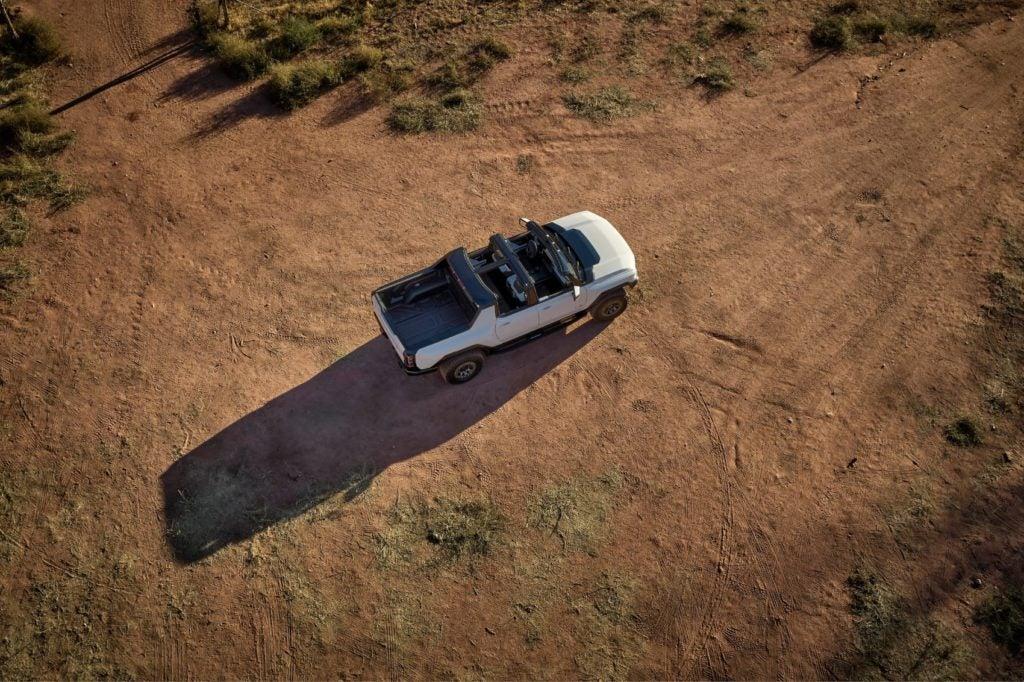 2022 GMC Hummer EV 35